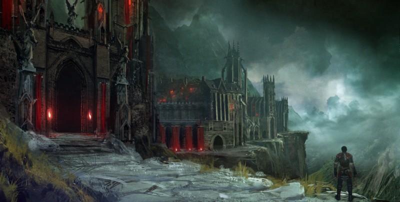 Концепт из Blood Knights