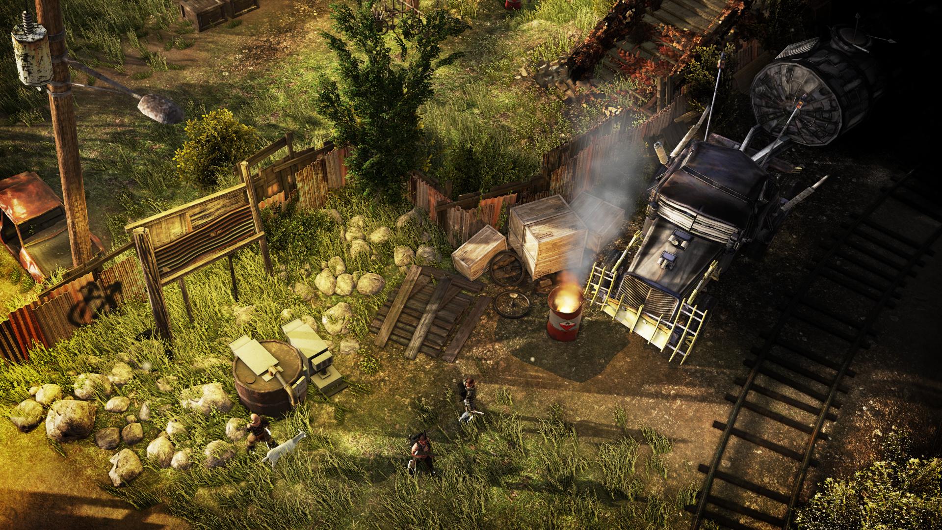 Wasteland 3 даты выхода